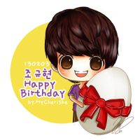 Happy GaemGyu Day by MyCherishe