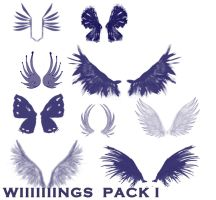 Wings Pack I by PC-STOCK