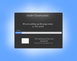 Under construction page by xCrAcx