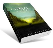 Holo - Overload - Book Cover by aibrean