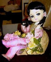cute chinese doll :P by curlytopsan
