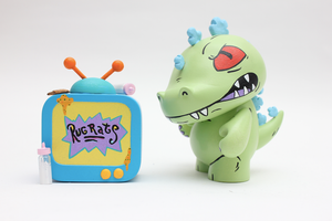 Reptar Munny by spilledpaint88