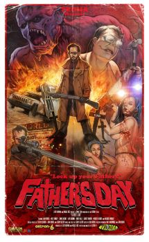 Father'sDay Troma film by WacomZombie