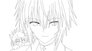 Contest Entry - Ikuto by Amu---Chii