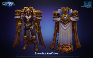 Stormbot Kael'thas by FirstKeeper