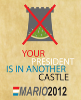 Mario for President by UrLogicFails