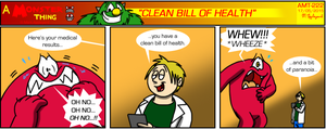 AMT - Clean Bill Of Health by BluebottleFlyer