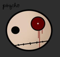Psycho by reisi