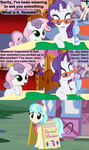 Rarity's Other Assistant by Beavernator