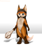 EpicFox by Paintchaser
