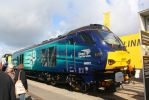 Innotrans 2014 - Vossloh UKLight by ZCochrane