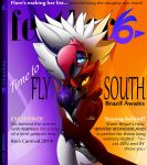 Feather 6 - November 2013 by corrvo