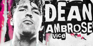 Dean Ambrose Signature 2 by ViceEmerald