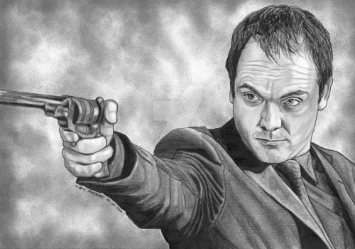 Crowley by lupinemagic