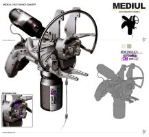 MADIUL - medical utility device concept by fractalcollapse
