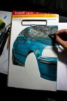 Civic 6G coloured WIP by VeVe-350Z