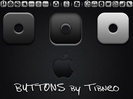Button Icons - Tibneo by Tibneo