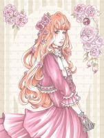 Roses for a Maiden by InteriorSweet