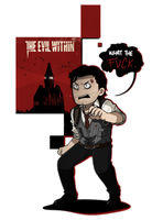The Evil Within by SourBein