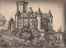 The Castle by Franca
