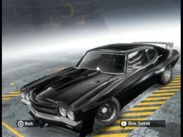 Charcoal Chevelle by HotRod-302