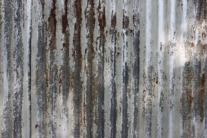 Rusting Painted Metal by element321