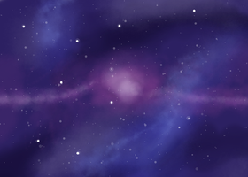 Pretty nice starscape actually by Raven913