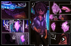 Cyrille's Inner Demon Page 1 by TotecTripled