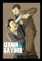 Cermin and Gayour by redcolour