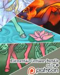 Patreon Only Sketch Bundle - Centaurs by Nine-Tailed-Fox