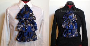 Leviathan simple jabot by Wilya12