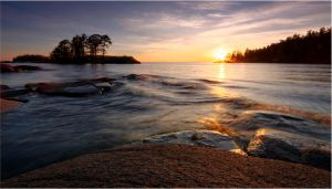 Sunset.. Valaam Islands... _5_ by my-shots