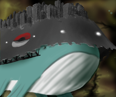 COLLAB -- StarWailord by static-mcawesome