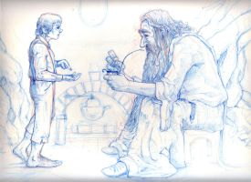Discovering the One Ring by ringbearer80