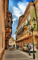 Prague - Street View I by pingallery