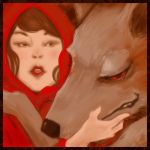 little red riding hood by lupidog