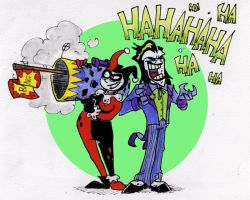 Couple of Jokers by Boredman