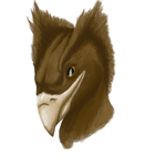 Gryphon Speedpaint by 768dragon