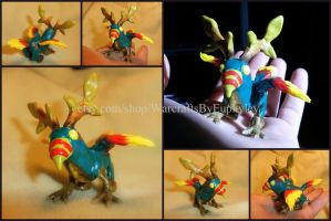 Cenarion / Hippogryph Hatchling by Euphyley