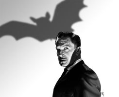 Vincent Price in....: The Bat! by LadyShanana