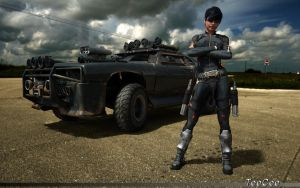 Maximum Vigilance by ThierryCravatte