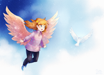 flying in dreams by KazeAi7