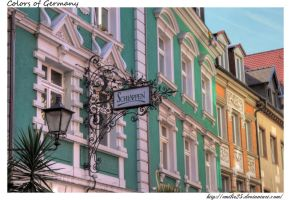 Colors Of Germany by Emilie25