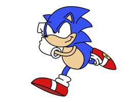 Classic Sonic by Names-Tailz