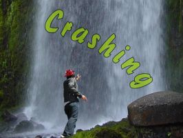 Crashing CD Cover by Uncle-Ben