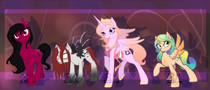 MLP: These Damn Ponies (2/3) by BritishMindslave