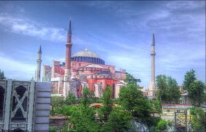 Mosque HDR by Relderson