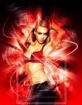 Jessica Alba Sexy in Red by gfx-micdi-designs