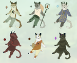 {OPEN - Points/Paypal) Potchari Adopts #1 by Lordfell
