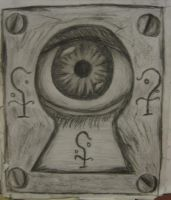 Window to the Soul. by blacKeyEdSaRaH